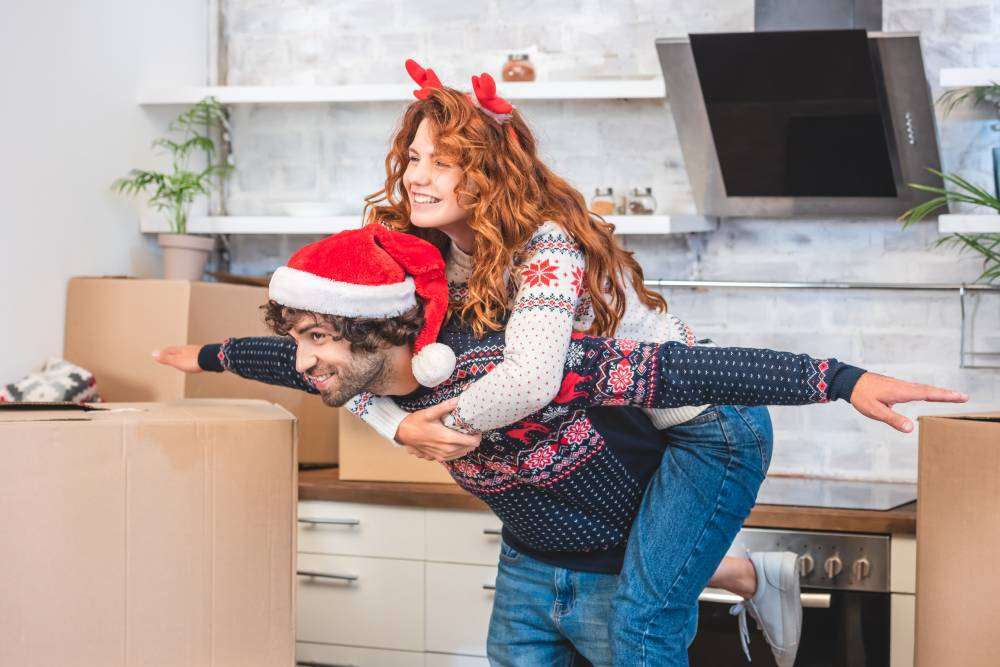 Moving During the Festive Season